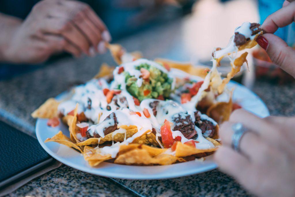Mexicaans buffet